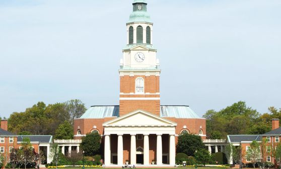 Photo of Wake Forest
