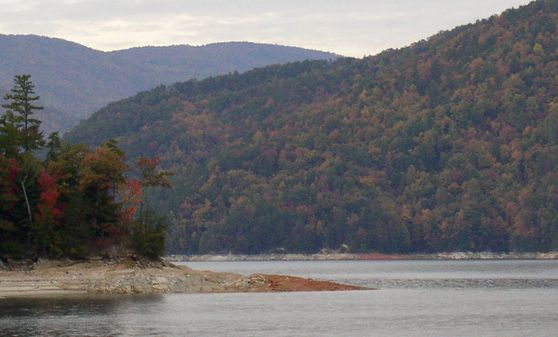 Photo of Lake Hartwell