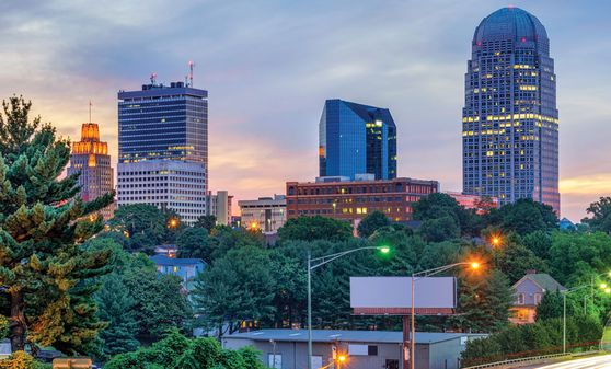 Photo of Winston-Salem