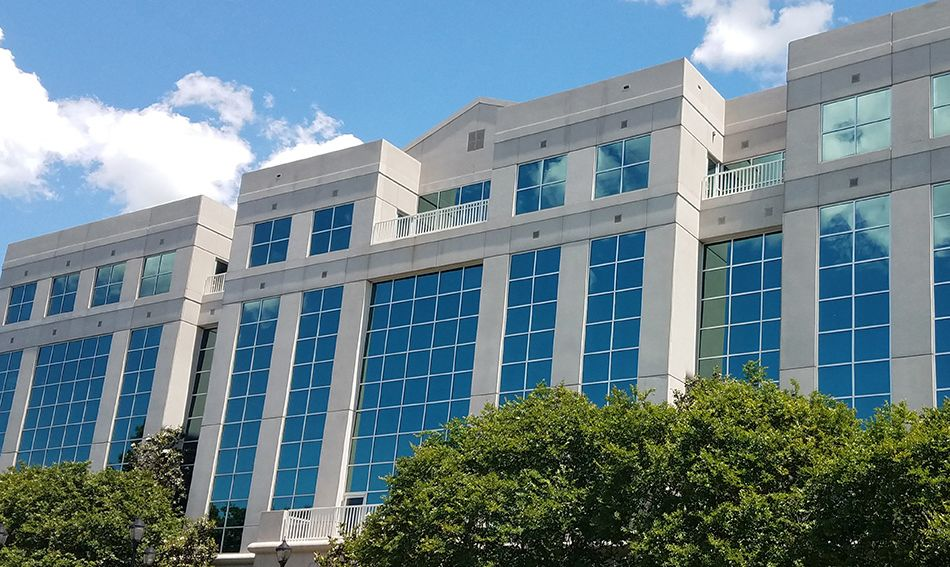 Charlotte-Ballantyne Cullman Park Building Realtors Office