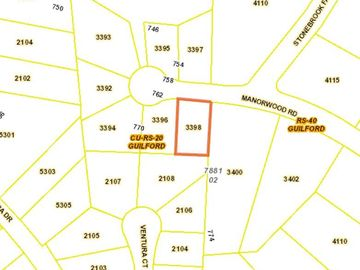 3398 Manorwood Road Greensboro, NC 27406 - Image