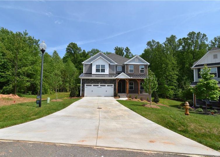 4812 Knollview Drive Lot 103 Walkertown, NC 27051