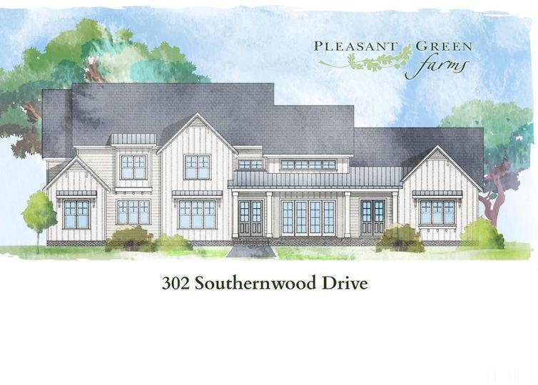 302 Southernwood Drive Hillsborough, NC 27278