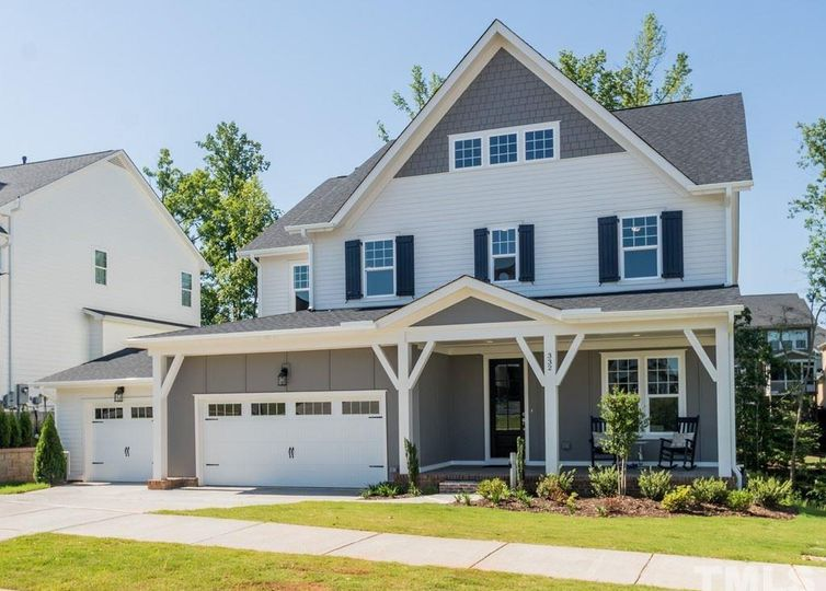 332 Quaker Meadows Court Holly Springs, NC 27540
