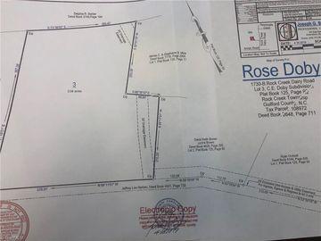 1730 - B Rock Creek Dairy Road Whitsett, NC 27377 - Image