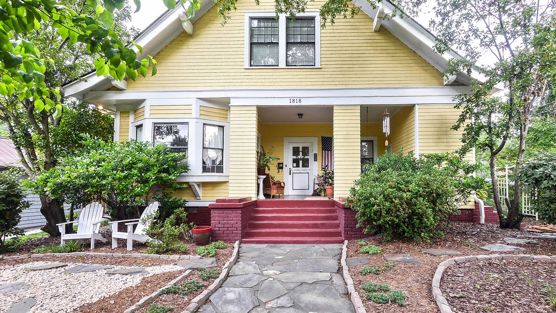 1818 Lennox Avenue Charlotte, NC 28203
