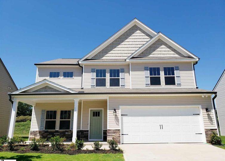 711 Saddletree Drive Homesite 16 Woodruff, SC 29375