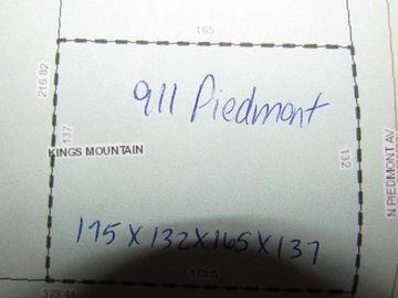 911 N Piedmont Avenue Kings Mountain, NC 28086 - Image