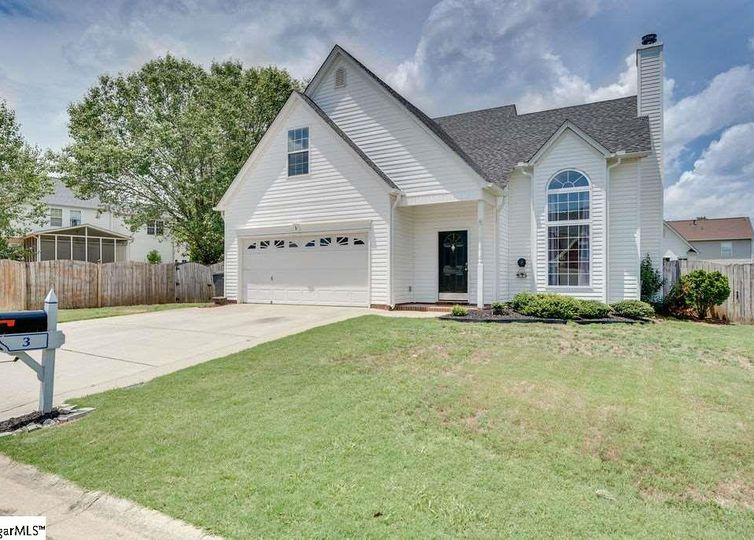 3 Ambrose Trail Greer, SC 29650