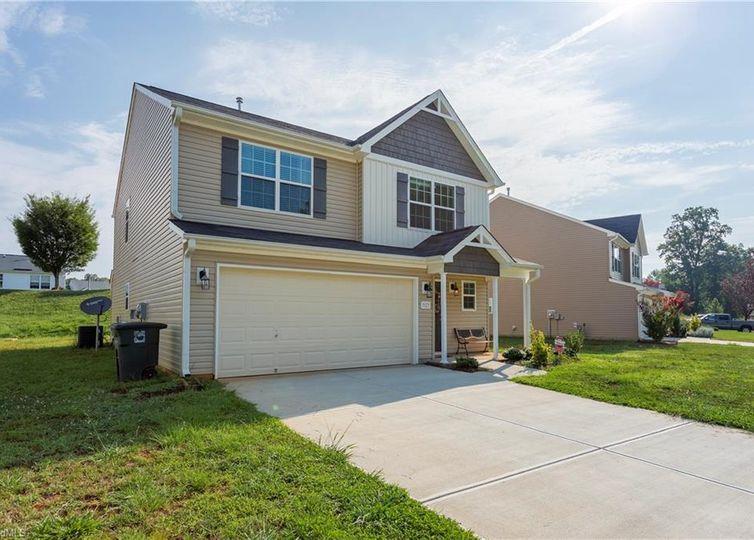 3023 Desmond Woods Drive Greensboro, NC 27405