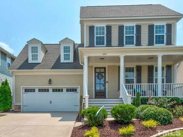 109 Mearleaf Place Holly Springs, NC 27540 - Image 1