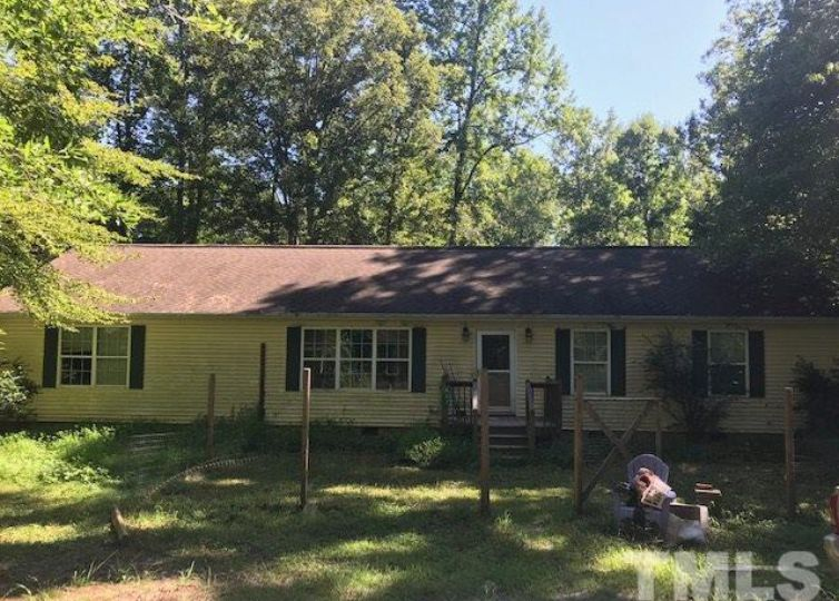467 Meadow Branch Road Pittsboro, NC 27312
