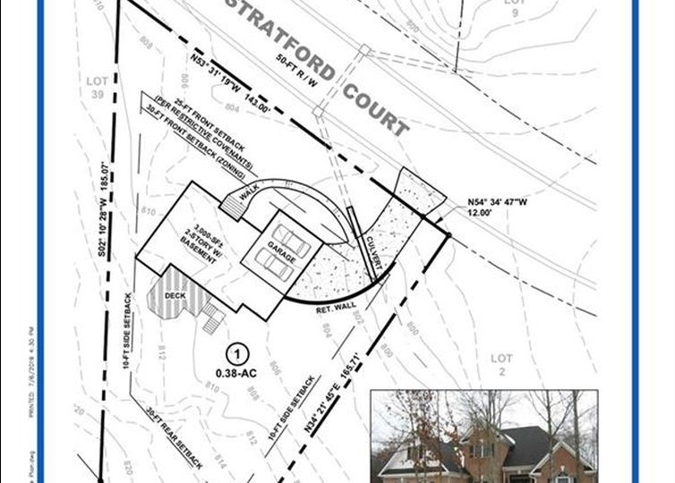 3100 Stratford Court High Point, NC 27265
