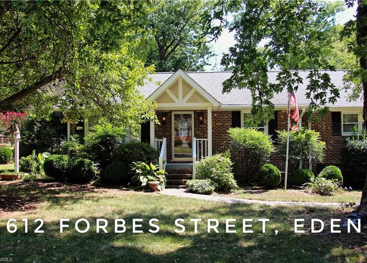 612 Forbes Street Eden, NC 27288