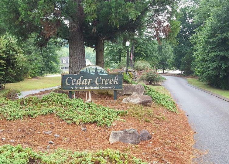 Lot 11 Cedar Creek Lane Seneca, SC 29678