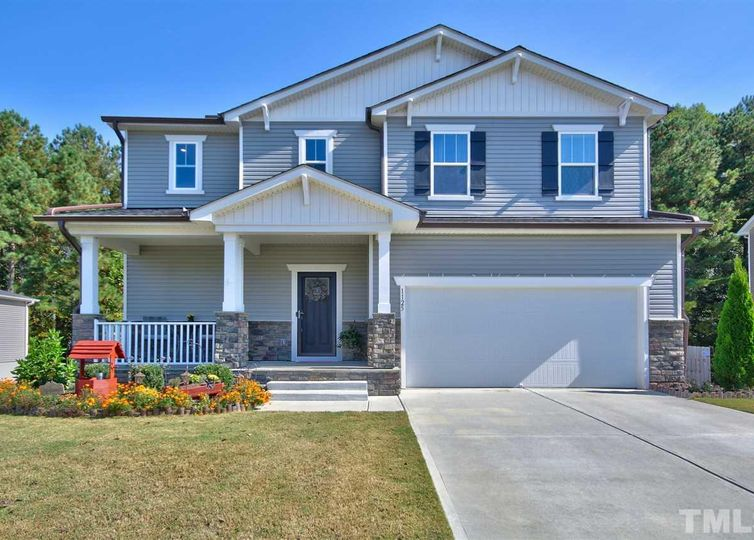 1125 Bellreng Drive Wake Forest, NC 27587