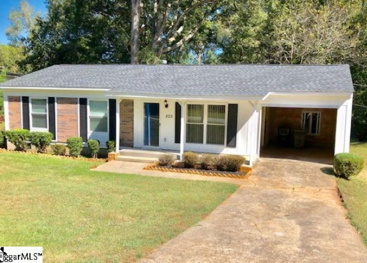 203 Young Drive Laurens, SC 29360