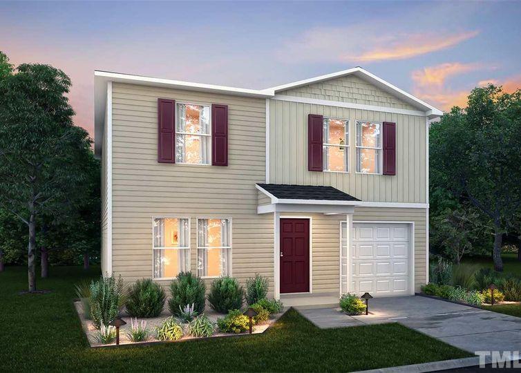 1837 Bridgewood Road Rocky Mount, NC 27804