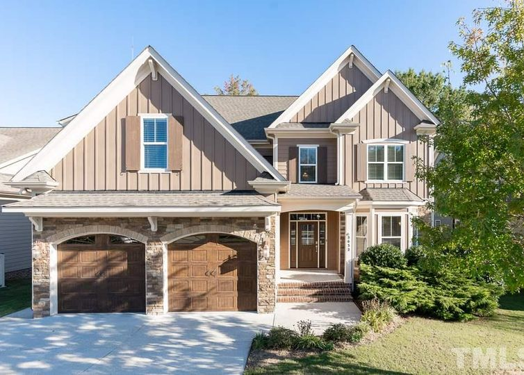 5632 Clearsprings Drive Wake Forest, NC 27587