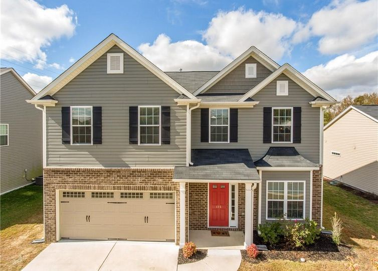 125 Claystone Drive Gibsonville, NC 27249