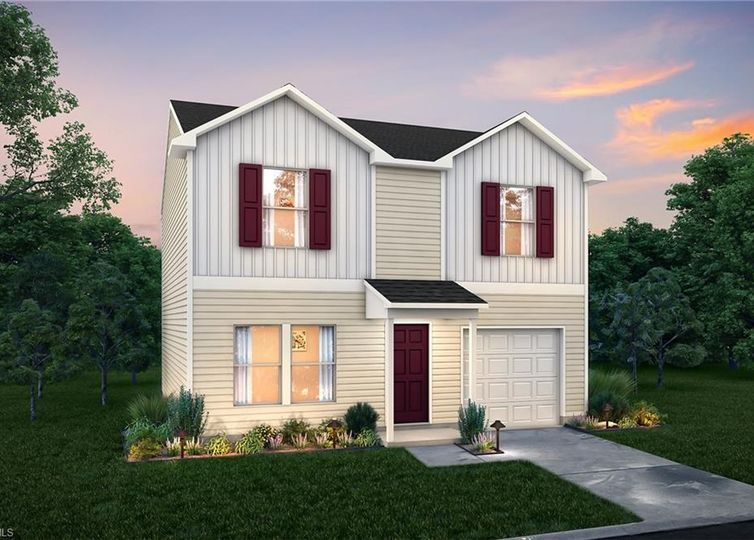 1710 Sandersted Village Circle Winston Salem, NC 27103