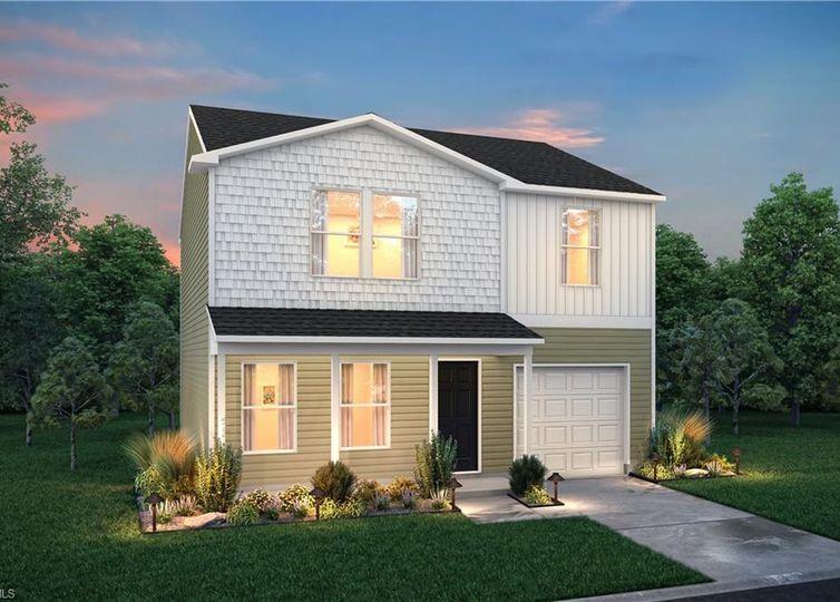 1730 Sandersted Village Circle Winston Salem, NC 27103