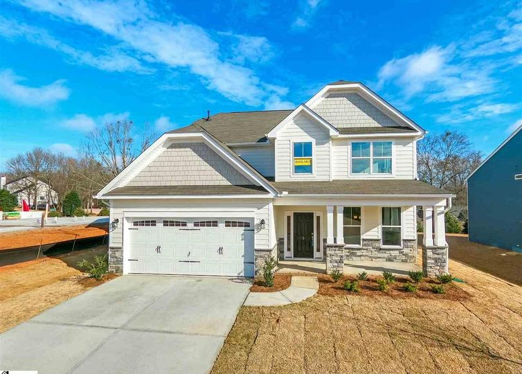 5 Foxbourne Way lot 43 Simpsonville, SC 29681