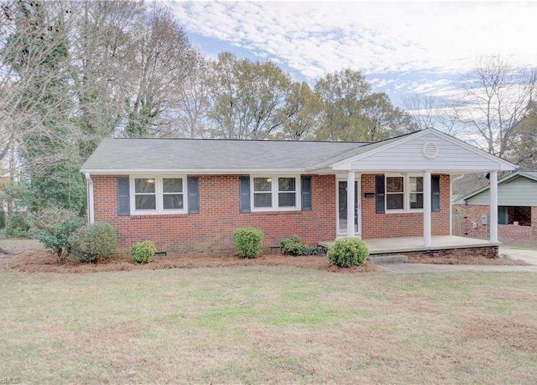 1606 N Holden Road Greensboro, NC 27408