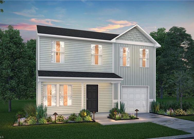 1780 Sandersted Village Circle Winston Salem, NC 27103