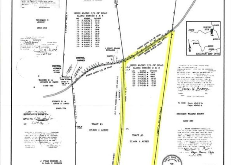 0 Trinity Church Road Seagrove, NC 27341