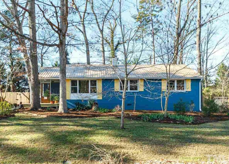 412 Hickory Drive Chapel Hill, NC 27517