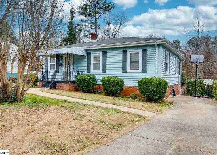 111 Tuskegee Avenue Greenville, SC 29607