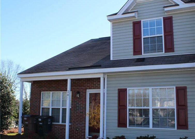 201 Bridford Downs Drive Greensboro, NC 27407