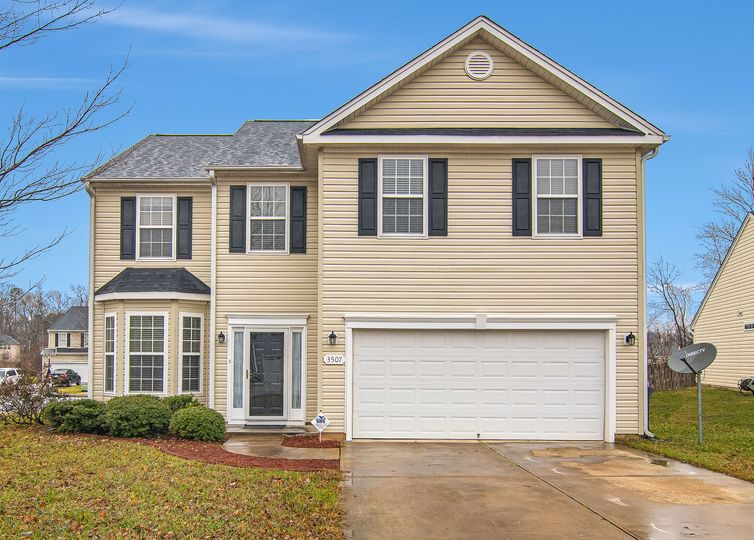 3507 Long Run Drive Greensboro, NC 27405