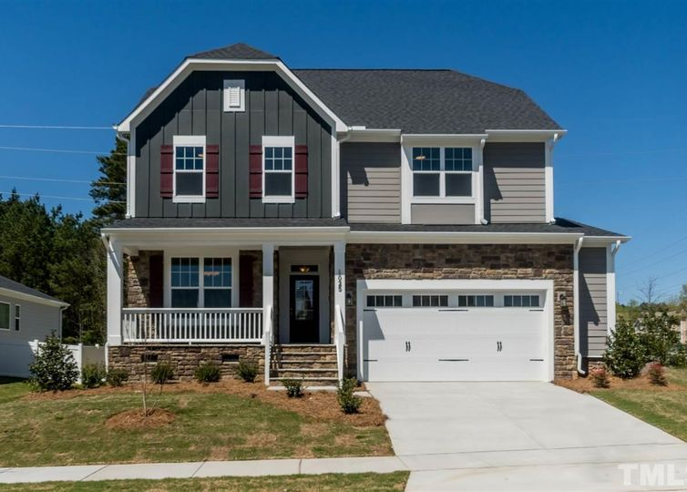 1025 Traditions Ridge Drive Wake Forest, NC 27587