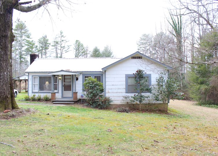 651 Bynum Pell Road Mountain  Rest, SC 29664