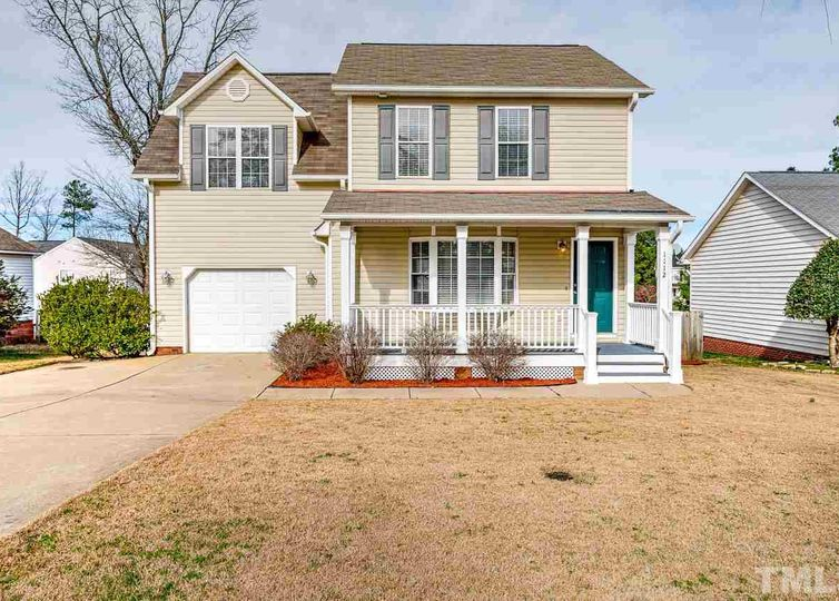 1112 Holly Meadow Drive Holly Springs, NC 27540
