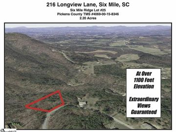 216 Long View Lane Six Mile, SC 29682 - Image 1