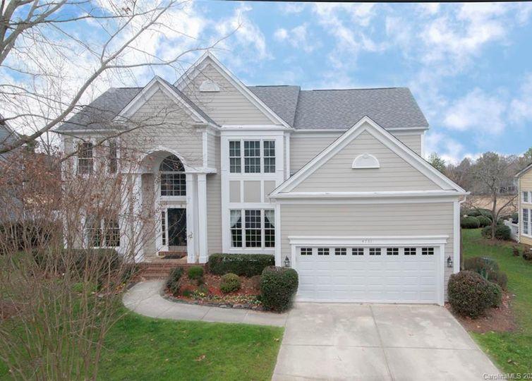 4731 Crownvista Drive Charlotte, NC 28269