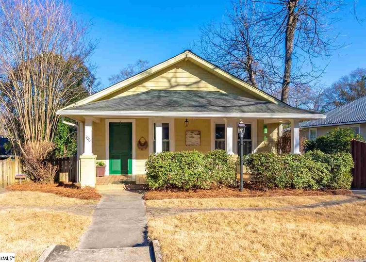 106 Cateechee Avenue Greenville, SC 29605