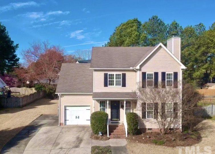 4225 Mangrove Drive Raleigh, NC 27616