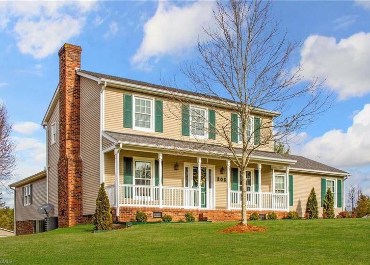 206 Herronwood Drive Graham, NC 27253