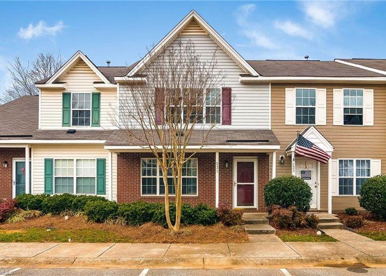 231 Bridford Downs Drive Greensboro, NC 27407