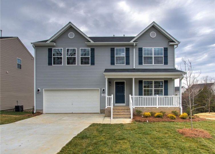 1829 Stonecrest Street Lot 138 Greensboro, NC 27405