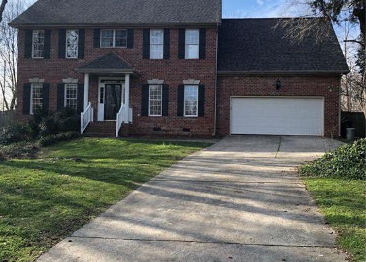 5400 Rutledge Drive Greensboro, NC 27455