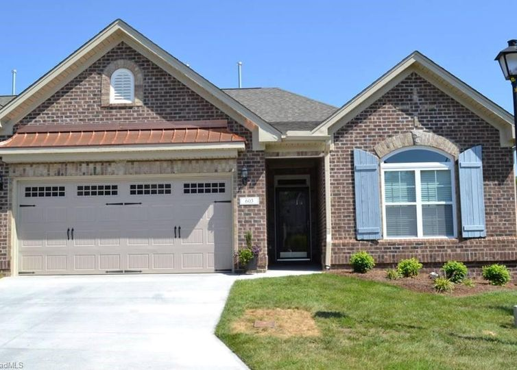 303 Frankfurt Court Lot 286 Winston Salem, NC 27127