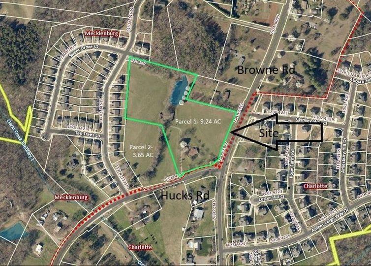 4400 Hucks Road Charlotte, NC 28269
