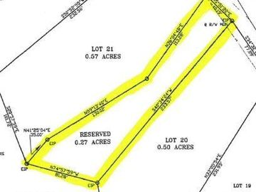 Reserved Lot Emerald Shores Road Mount Gilead, NC 27306 - Image