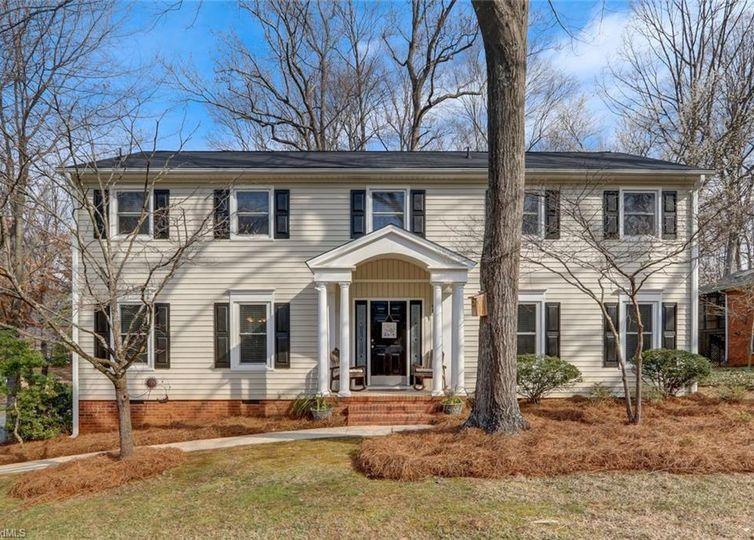 3712 Rock Haven Drive Greensboro, NC 27410