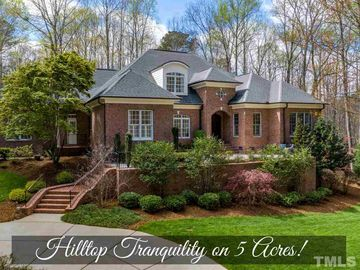 4921 Greenbreeze Lane Holly Springs, NC 27540 - Image 1